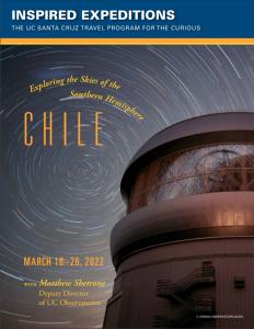 Chile brochure