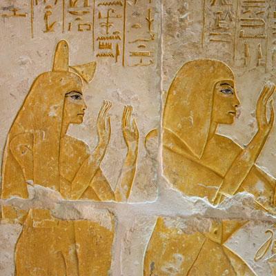 Elaine, Travel Leader, Egypt